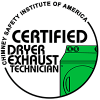 Certified Dryer Exhaust Tehnician