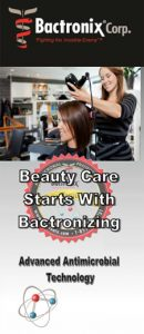 Cosmetology trifold brochure