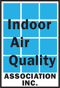 Indoor Air Quality Association Badge