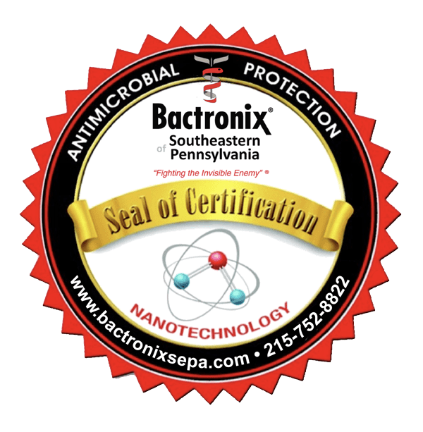 Bactronix of Southeastern Pennsylvania Certification