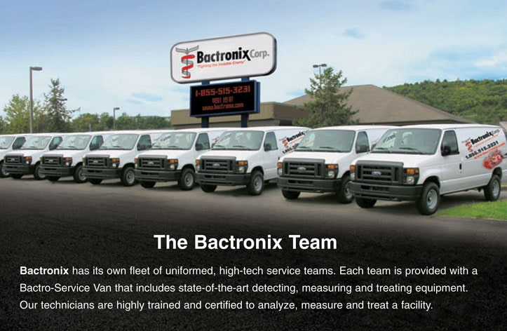 Bactronix team