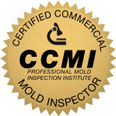 Certified Commercial Mold Inspector