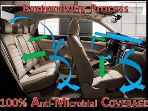 Dive In-Vehicle Bactronizing Process in Southeastern PA