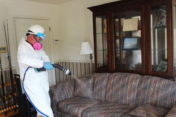 Disinfecting Cleaning Service in Line Lexington, PA